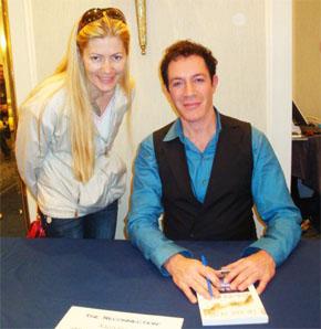 Eric Pearl i Ines Lazarevic Rukavina