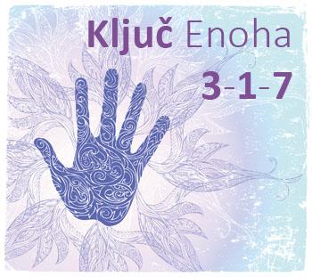 Klikni i pročitaj o Ključu Enoha 3-1-7